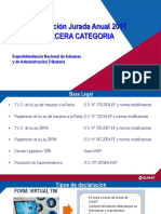 Presentacion Renta PPJJ 2017