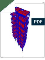 Vista 3d de La Estructura