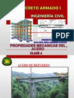 CLASE 04 PROPIEDADES MECANICAS DEL ACERO.pptx