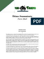 Mael, Pierre - Ultimo Pensamiento.doc