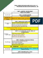 Sociologia 2018-01 Educ Especial, Primaria y Traduccio