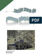 Lubricacion Prensas M-6