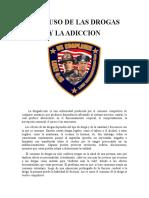 MODULO # 4 La Prevención Del Abuso de Drogas(1)