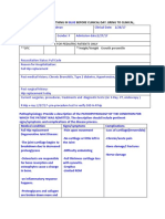 clinical part a portfolio