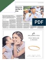 El Comercio 5 12 2017 con Vizcarra
