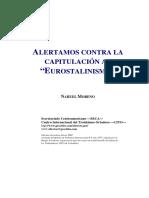16 - NM - Alertamos Contra La Capitulaciòn Al 'Eurostalinismo'