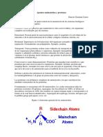 Apuntes Aminoácidos y Proteínas (1) (1)