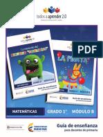 Matematicas Grado 1 Modulo B Docentes