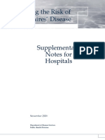 Supp Notes Hospitals