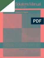 Gujarati-Student Solutions Manual to a Basic Econometrics 2002