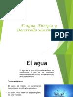El Agua Energía y Desarrollo Sostenible