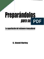 C. David Harley - Preparandolos Para Servir.pdf