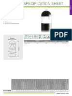 Commercial Bollard Data Sheet