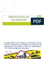 Prevención de Accidentes (1)