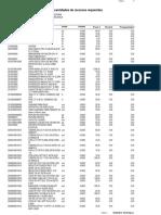 Crystal Reports ActiveX Designer - PrecioParticularInsumoV.rpt