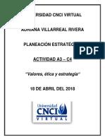 CNCI ACTV A3 C4
