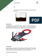 Informe 1 (Instrumentos de Medida)