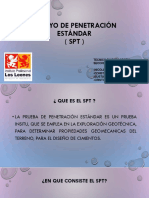 Ensayo de Penetración Estándar PPT mecanica de suelos