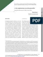 El Holocausto y Las Comparaciones Con 2016 Revista Mexicana de Ciencias Pol