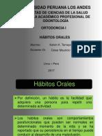 PPT HÁBITOS ORALES