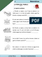 2do Grado - Matemáticas - Problemas Multiplicativos