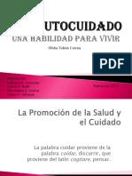 Promoción de La Salud y El Cuidado