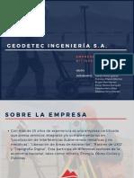 Geodetec S.a.