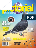 Racing Pigeon Pictorial International January 2018