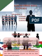 324371787 Akuntansi Keperilakuan Manajemen Sumber Daya Manusia PPT