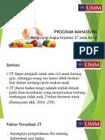 Ppt Program 2T Konsul