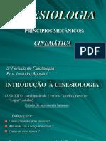 Introdução a Cinesiologia