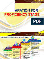 Proficiency Stage