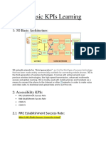 3G Basic KPIs