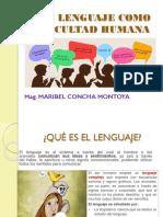 El Lenguaje Como Facultad Humana