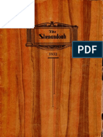 1932 Shenandoah High School Yearbook - Shenandoah, Iowa