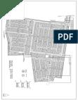 contoh site plan perumahan
