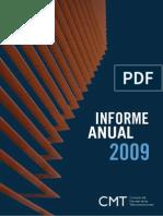 20100705 Ia09 Cmt Informe Anual 2009 Sencer Baixa