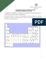 Formulación Inorganica 3º ESO IES M.labrador
