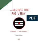 Rig Veda Mehta