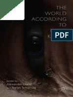 Alexander Dunst, Stefan Schlensag (Eds.) - The World According to Philip K. Dick (2015, Palgrave Macmillan UK)