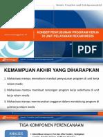 09. Penyusunan Program Kerja Tahunan Unit Kerja