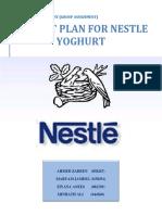 Mkt Plan Nestle Final