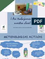METODOLOGIAS ACTIVAS INFANTIL LECIÑENA