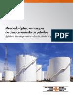 Almacenamiento de Petroleo