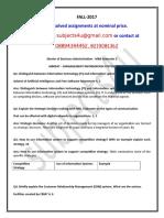 MB0047 – MANAGEMENT INFORMATION SYSTEM.docx