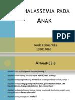 PPT Blok 24 (Thalassemia)