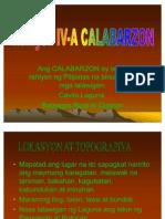 Rehiyon IV-A Calabarzon