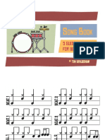 Song Book (5 Pop Songs for Drums)
