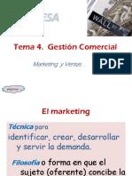 Tema 4 - Gestió Comercial - Presentació