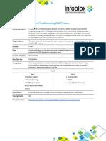 Core DDI Adavanced Troubleshooting CDAT Course